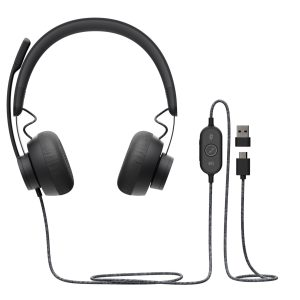 Zone Wired Headset Full Wire Assembly Generic Scaled 1