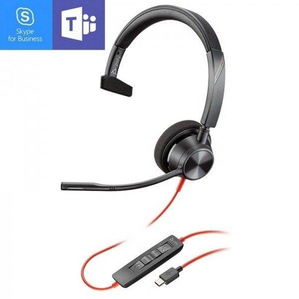 Blackwire 3310 Usb C 1 2