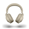 Jabra Evolve2 85 Beige Front On Boom Up Db