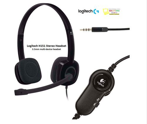 Logitech H151 Stereo Headset With Mic 500X500 1