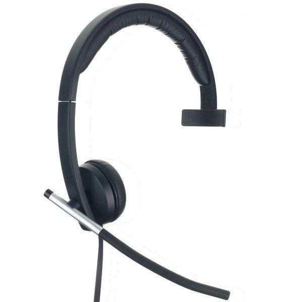 Logitech Usb Headset Mono H650E Right Simple