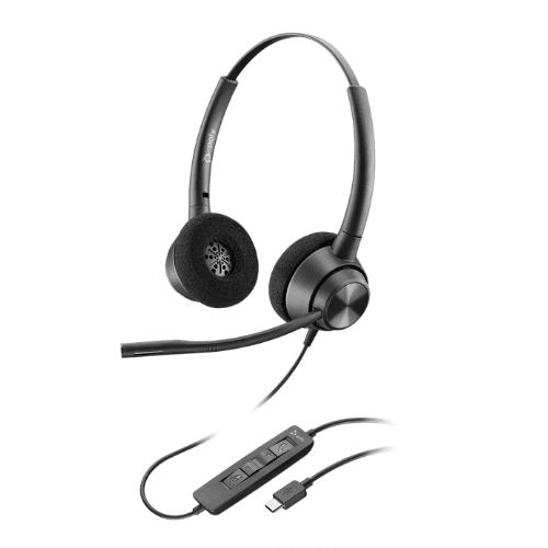 Poly Encorepro 320 Usb A Headset 214570 01 3