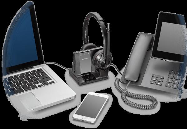 Savi 8220 Cisco Apple Headset System