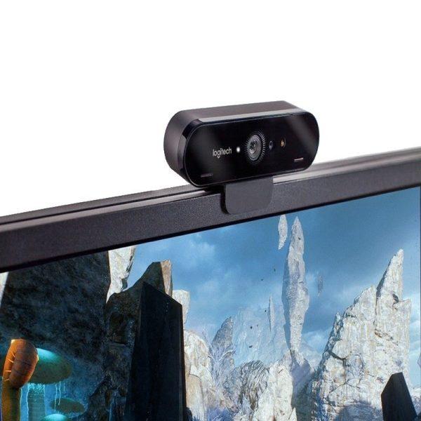 Webcam Logitech Brio 4K Ultrahd 06 Ad L