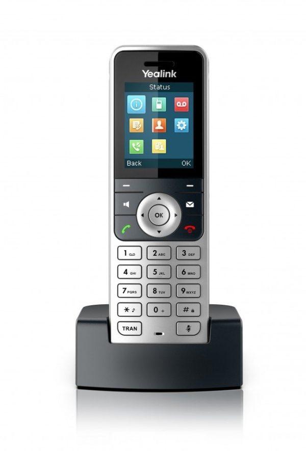 Yealink W53P Telefono Inalambrico Dect Y Estacion Base W60P