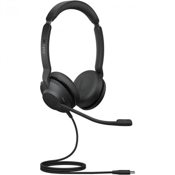 1303 Jabra Evolve2 30 Uc Auriculares Con Microfono Usb C Negro
