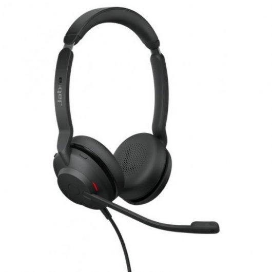 4683 Jabra Evolve2 30 Uc Auriculares Con Microfono Usb C Negro Especificaciones